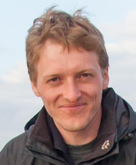 Portraitfoto von Johannes Munk, Software-Architekt des Index-Manager